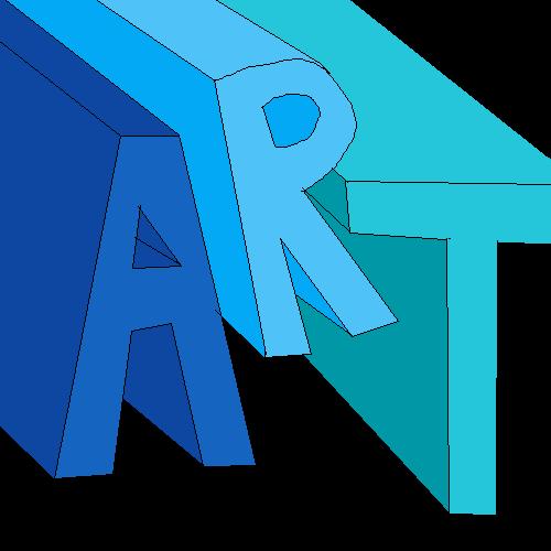 My logo for my new art website