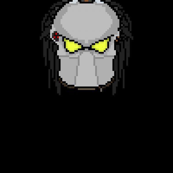 I got bored, so here's a Predator