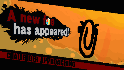 A new foe has appeared!