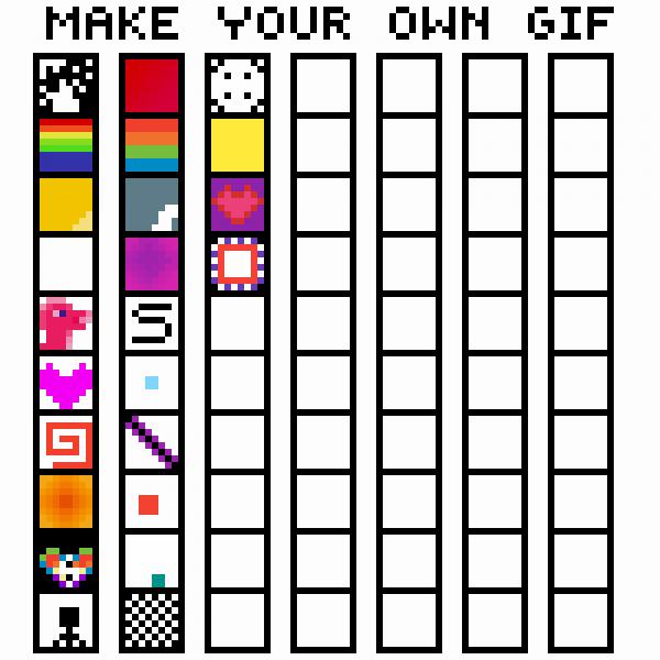 Make ur own Gif