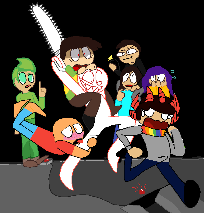 i ruined a collab XD