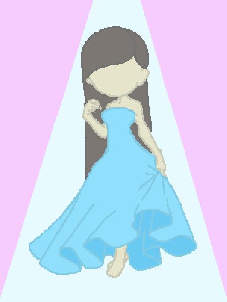 Girl in da spotlight
