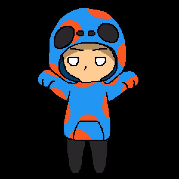 gecko hoodie