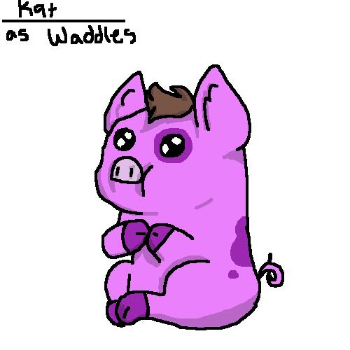 i love waddles