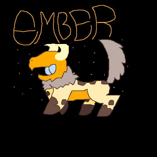 Mr. Mogem: Ember