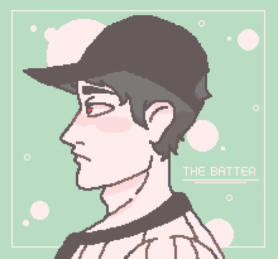 The Batter (oh its him again)
