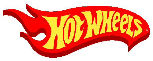 Hot Wheels Logo 3d