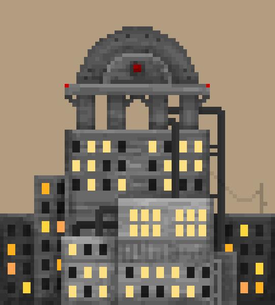 lunar city - administration