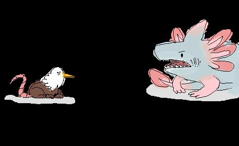 Animal FYOOSHAN - group thing