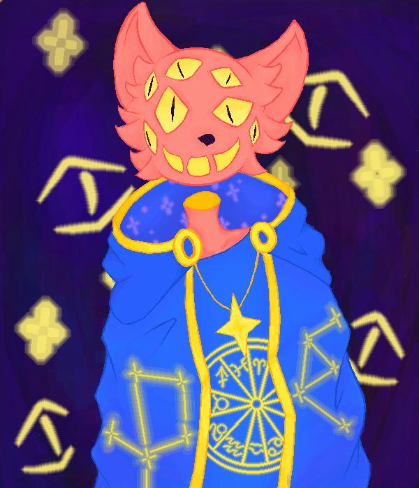 Starkus The Astro Wizard