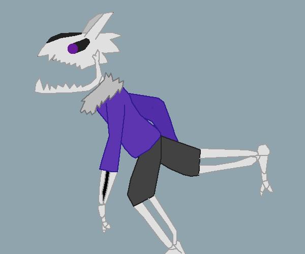 Ks haft blaster haft skeleton