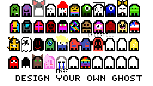 Make your own ghost!