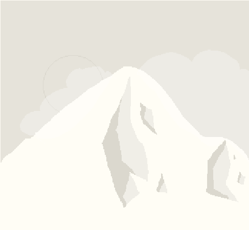 Weird abstract-ish mountains