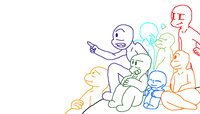 Draw The Squad Collab!
