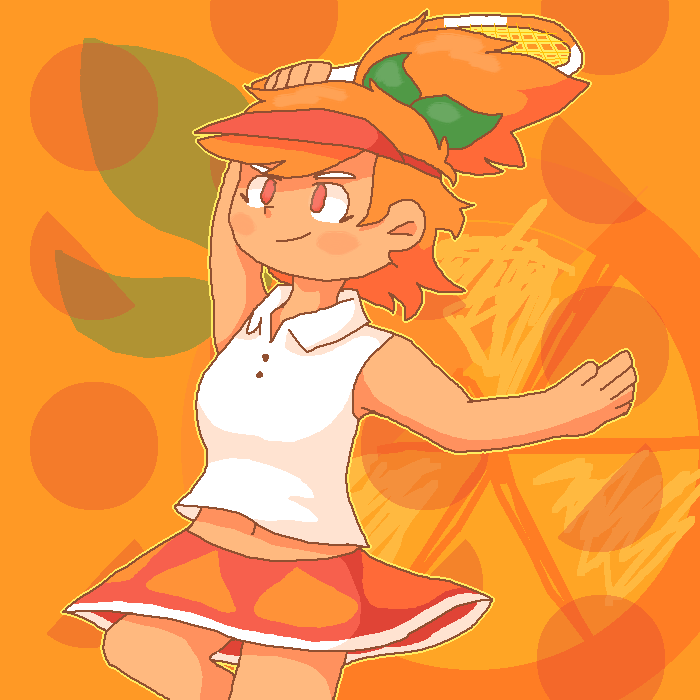 """Orange Sunshine"" - Cookie Run"