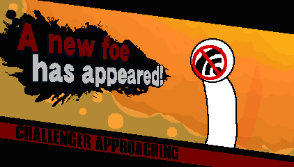 A NEW FOE HAS APPEARED
