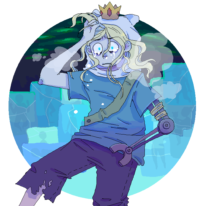 Ice King Finn