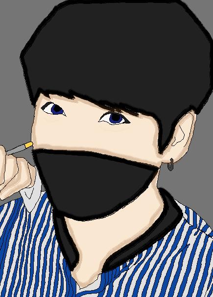 improved jungkook :3