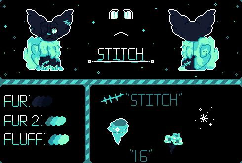 ;+; Stitch ;+;