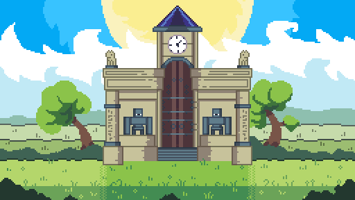 A Lonely Clocktower