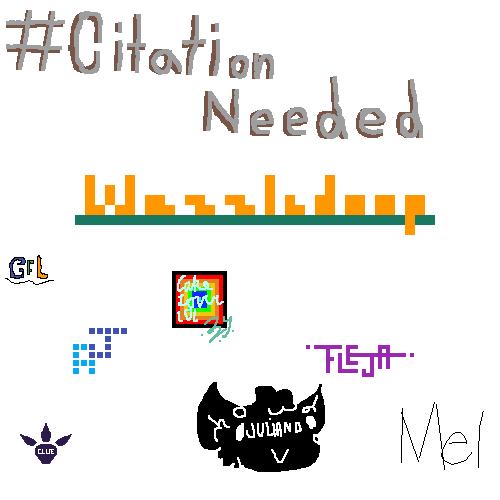 #CitationNeeded Collab