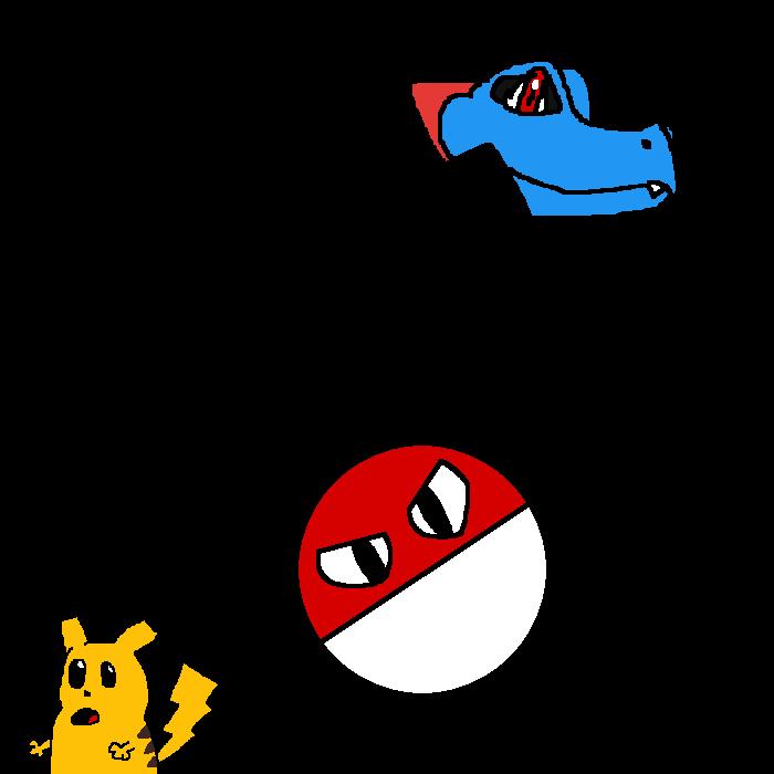 My fav pokemon Totodile