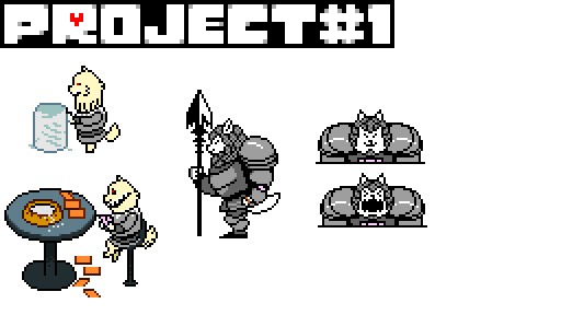Project #1 - #28 Lesser And Greater Dog