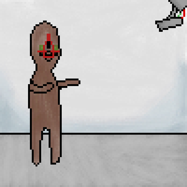 Scp-173 The sculpture