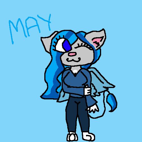 May OC (Get the joke? XD)