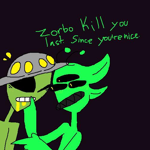 Zorbo and Flig