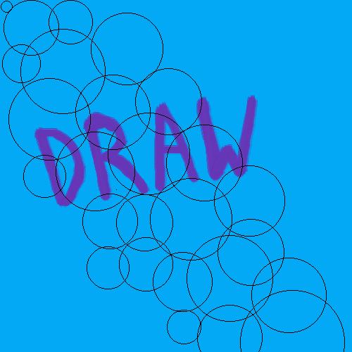 DRAW (please read desc)