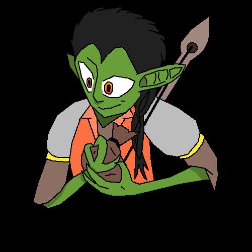 Cass The Goblin Bard (Dnd)