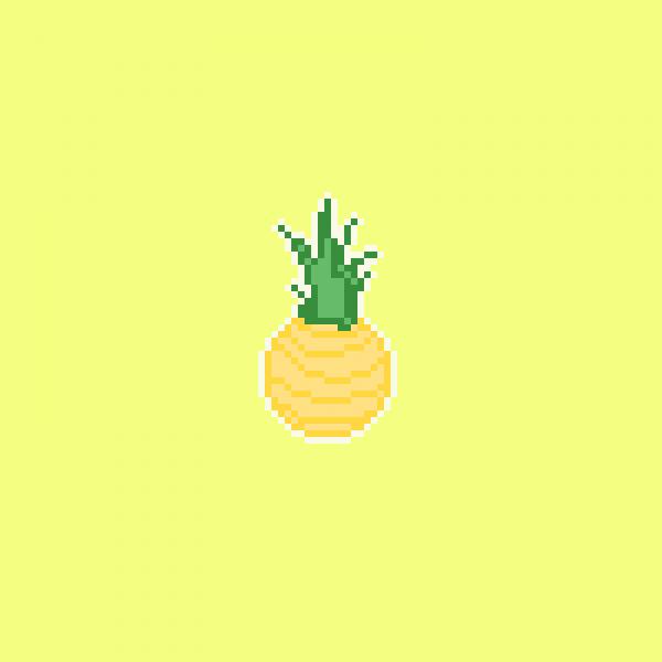 Round Pineapple