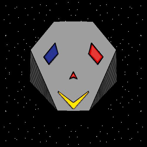 my new starfox boss model for snes