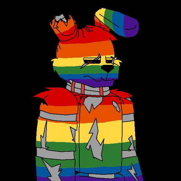 rainbow trap
