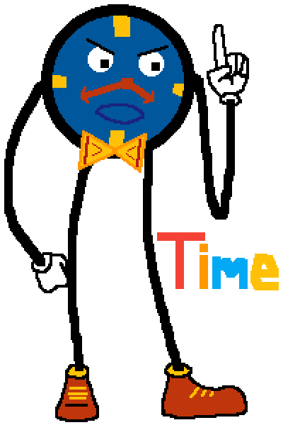 TIME!!!!