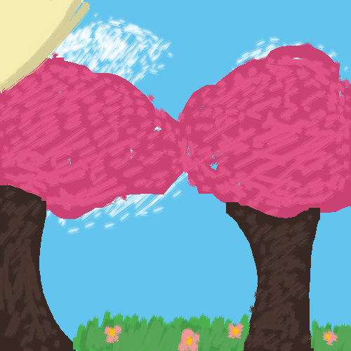 ~Pink Tree's~