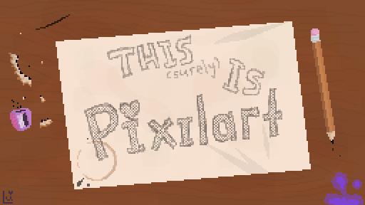 This (surely) is Pixilart
