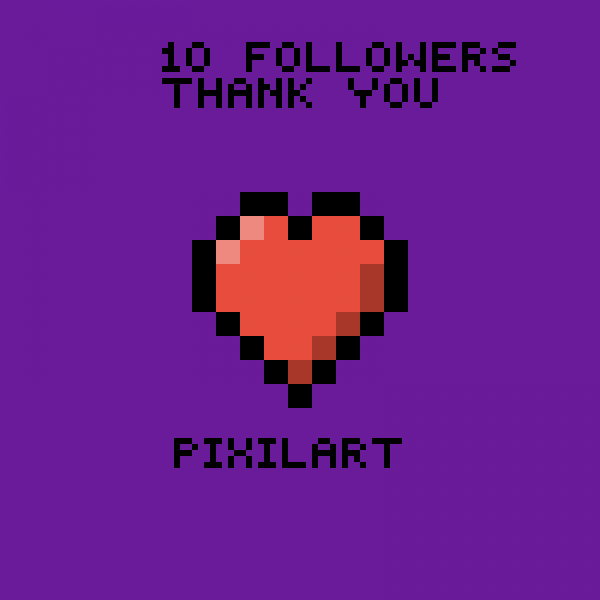 10 Followers Drawing