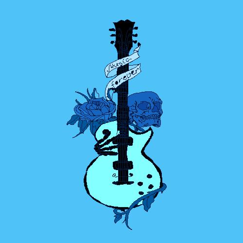 +~Guitar of Dead Roses~+