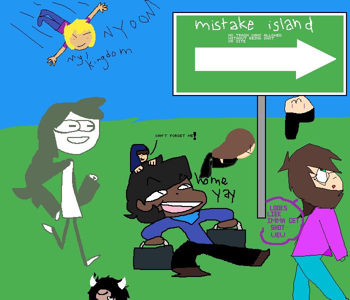 MISTAKE ISLAND