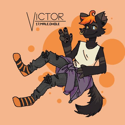 Victor (new oc)