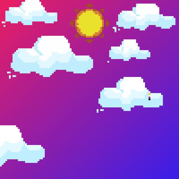 add a cloud please