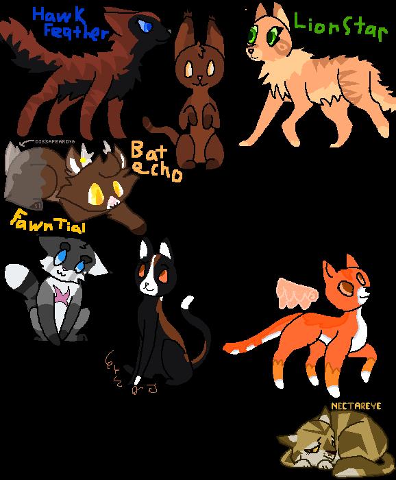 Cat Clan Collab