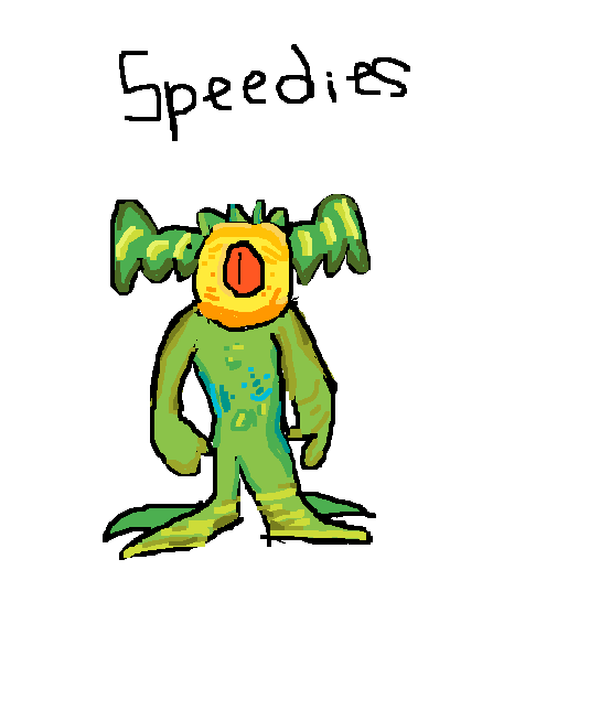 my new species