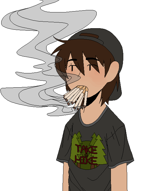 Smoking is bad