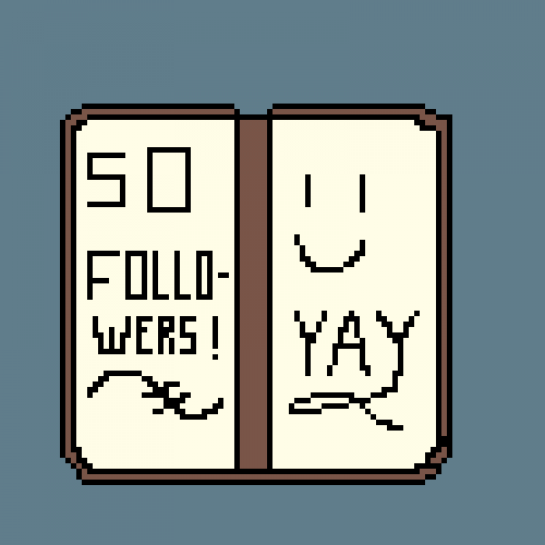 50 Follower Special!