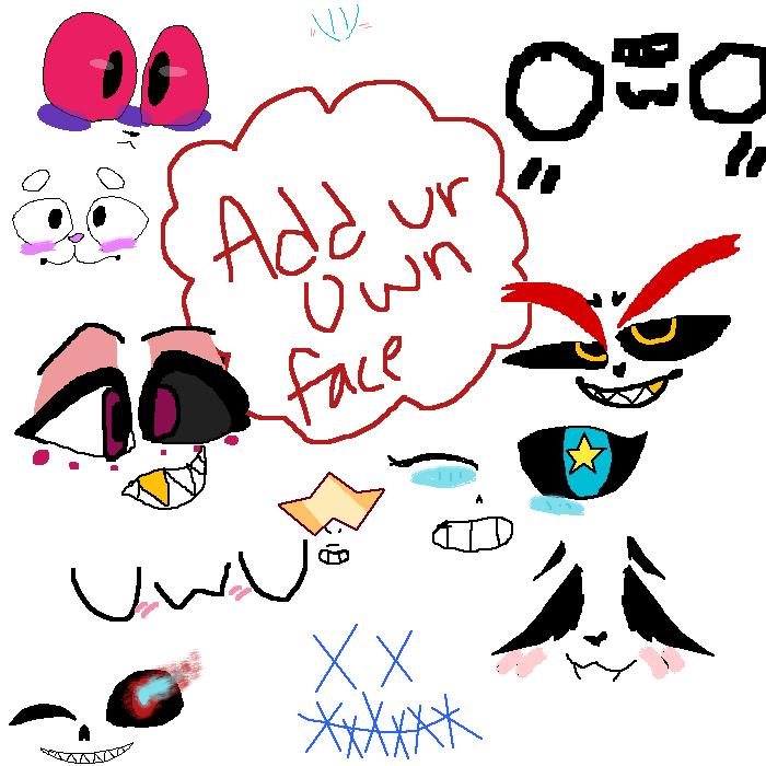 I made Husk's Face