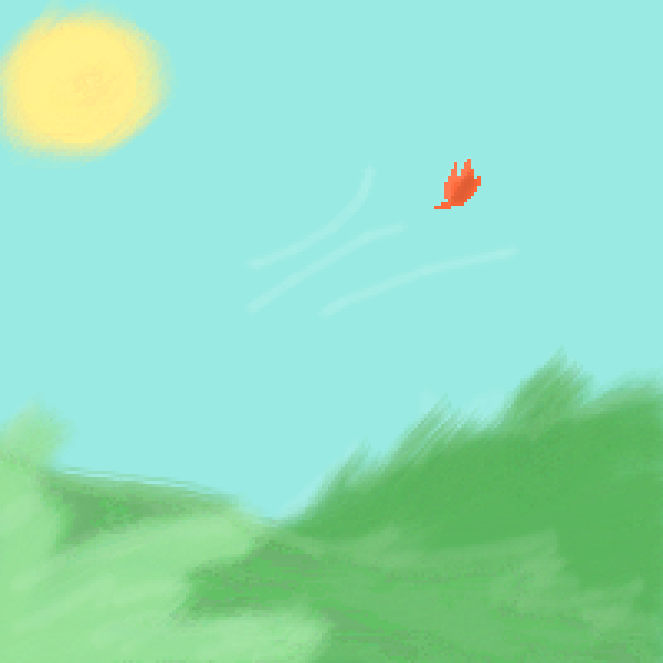 a lil leaf's quest with the wind