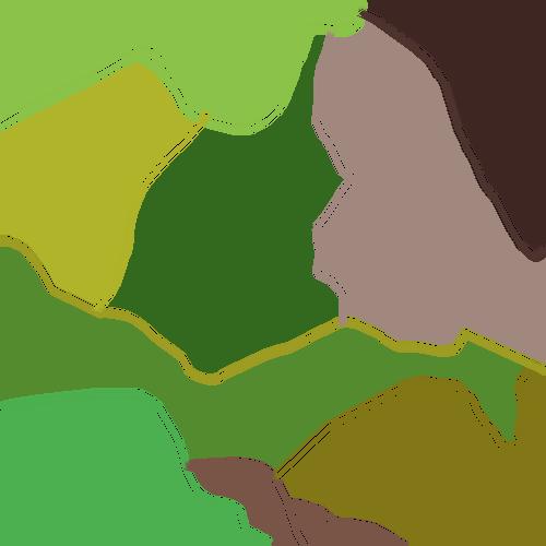Camouflage skin